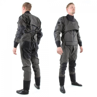 BIB Entry Kevlar® Breathable Drysuit
