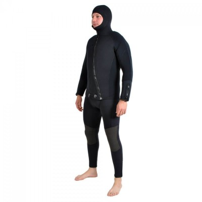 5mm Beaver Tail 2 Piece Wetsuit