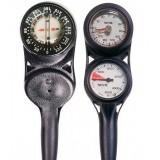 گیج سه کنسول - سنجش فشار و عمق و قطب نما - CONSOLE 3