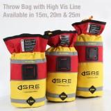 کیسه طناب پرتابی Throw Bag with High Vis Line
