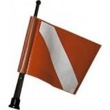 پرچم آلفا نشانه بویه FLAGSTAFF