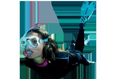 لوازم شنا و اسنورکلینگ و شکار